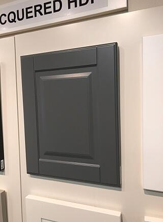 IKEA Bodbyn style door at Swedish Door