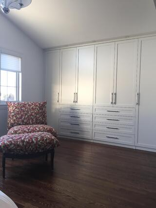 Replacement doors for IKEA Pax Wardrobe System