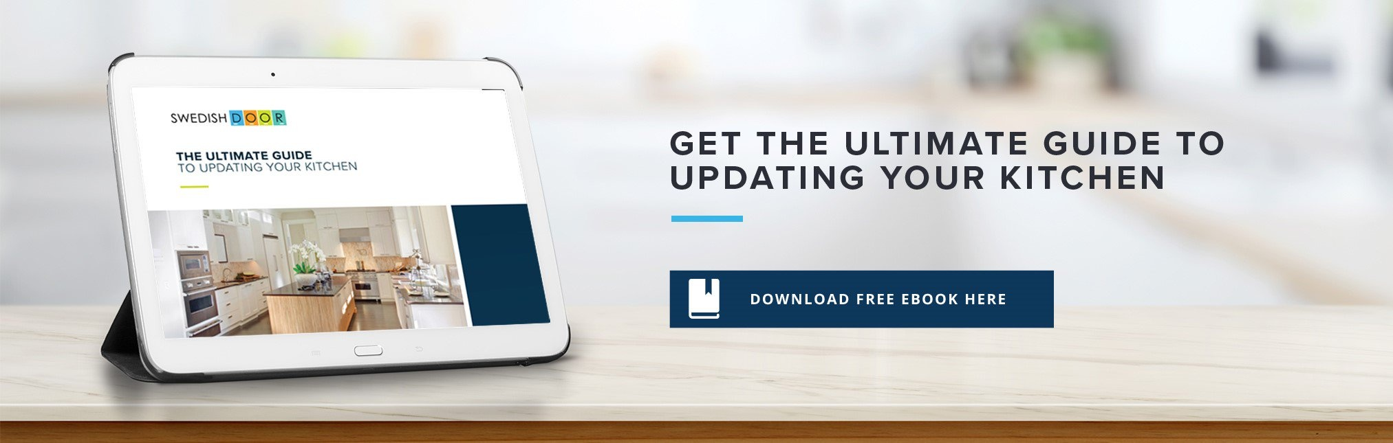 Download the Ultimate Guide to Updating Your Kitchen Now
