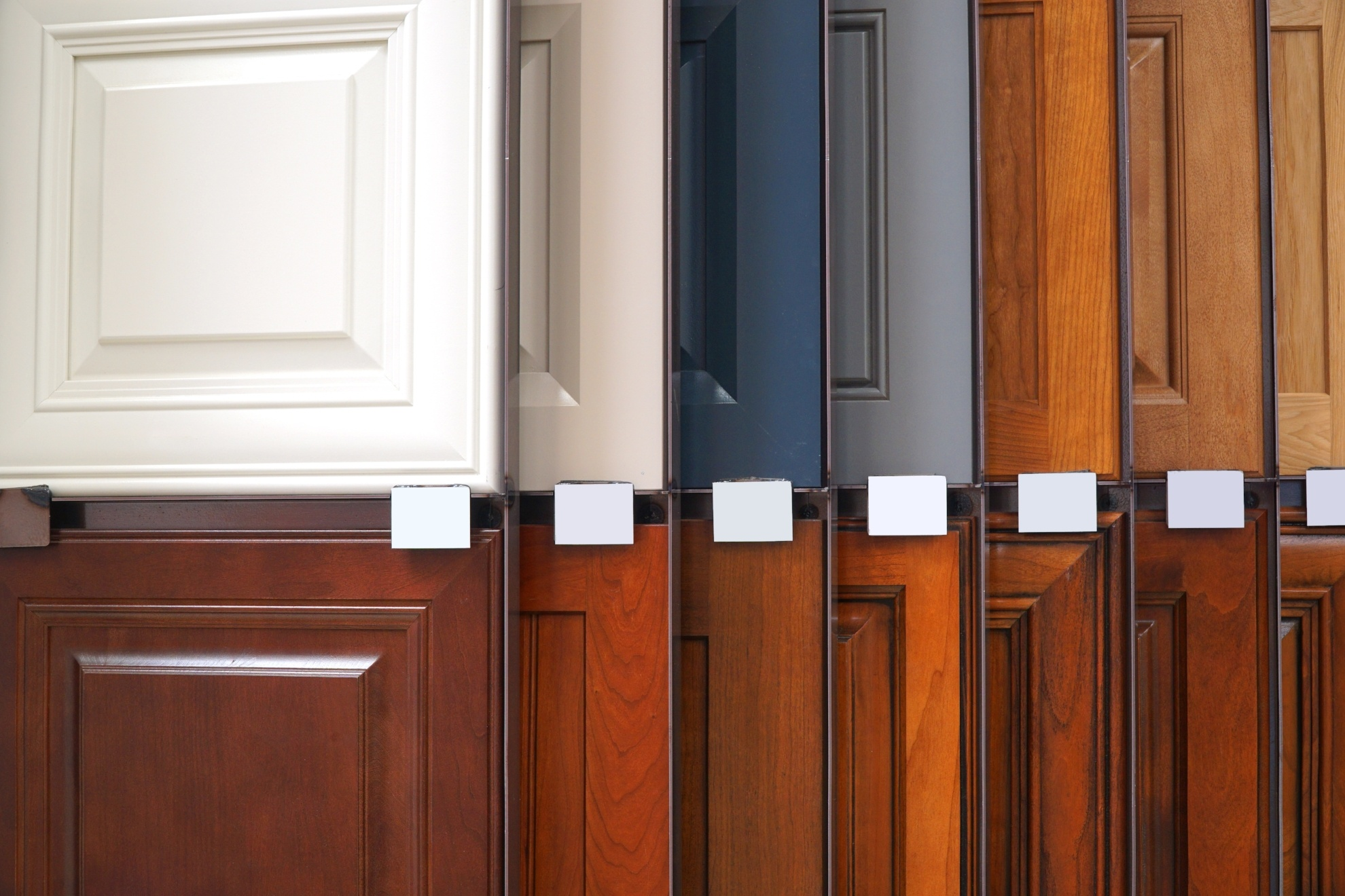 Replacing Cabinet Doors for a New Kitchen Style Without ...